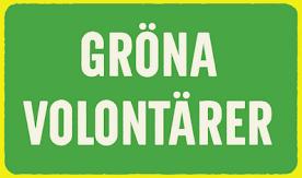 gröna volontärer
